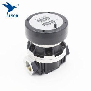1 ″ ogm mekanik yakıt dizel akış ölçer