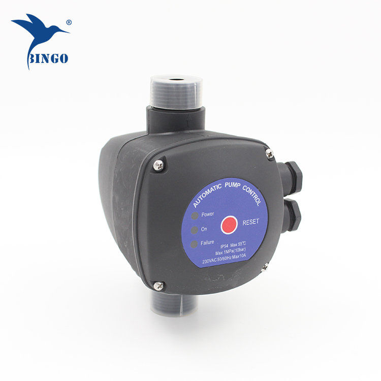 220V-240V Su pompası basınç kontrolörü