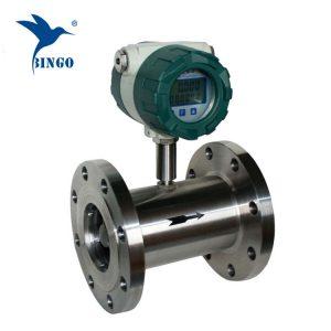 4-20mA su türbini debimetre sensörü