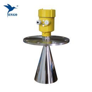 Düşük frekanslı radar seviye vericisi / radar seviye sensörü