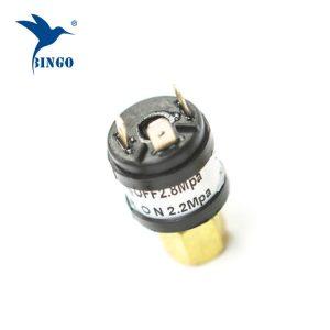 Otomatik sıfırlama basınç şalteri / basınç kontrolörü / sensör dişi terminalleri