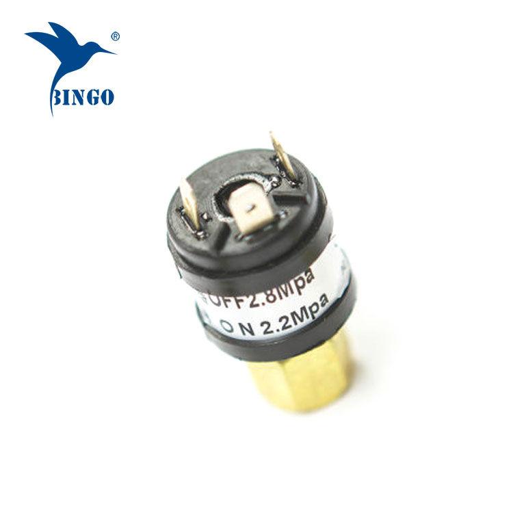 / Basınç Kontrol Ünitesi / Vida Dişi Konnektörlü Sensör