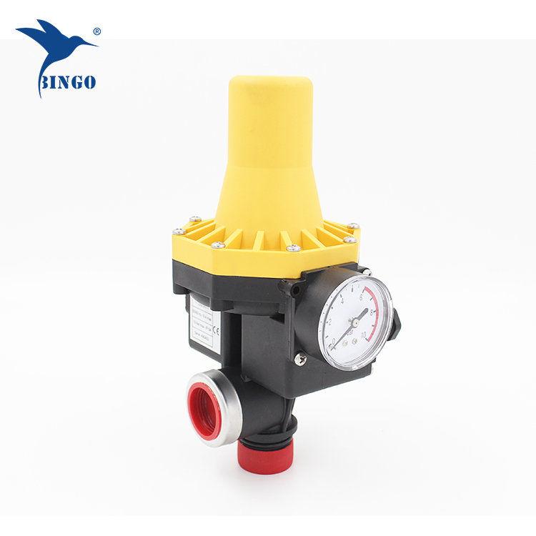Pompa için Otomatik Basınç Kontrolü