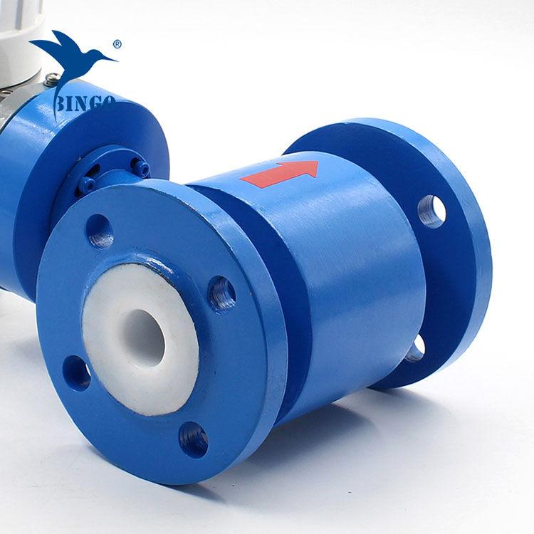 DN80 ila DN600 Elektromanyetik Debimetre