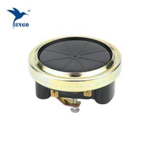 Paslanmaz çelik flanş tipi diyaframlı conta elektrik temas basınç göstergesi