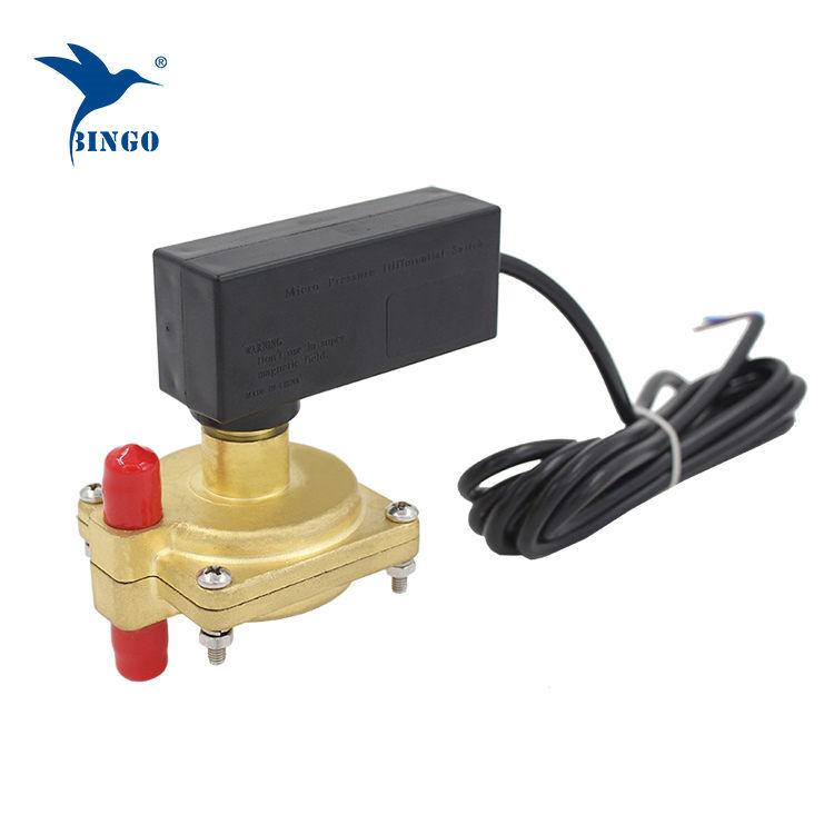 Diferansiyel basınç tipi su akış anahtarı