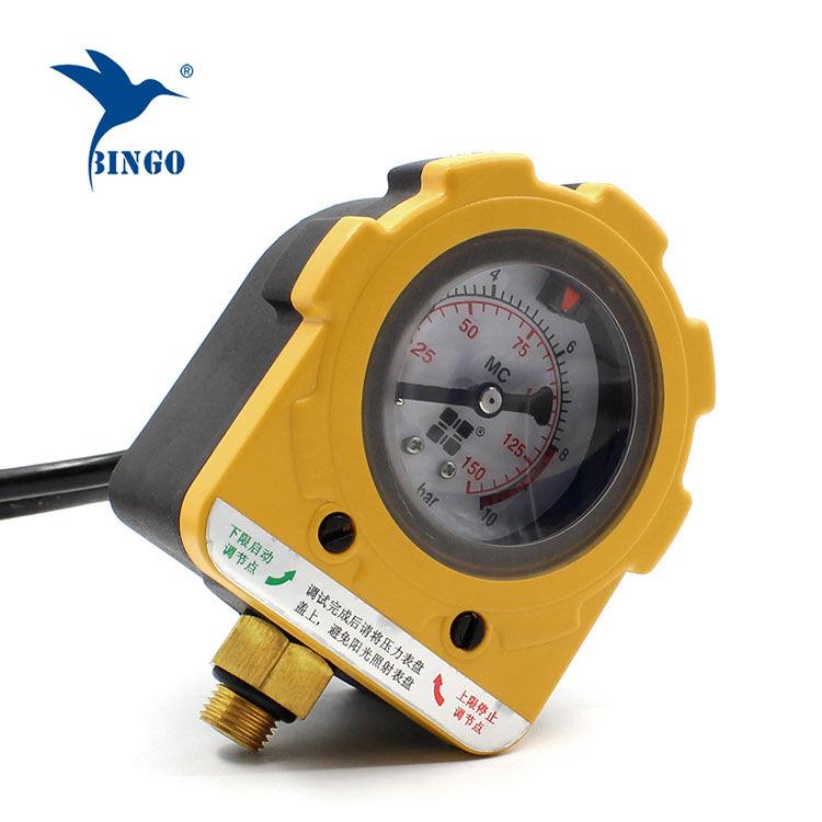 Dijital Su Pompası Basınç Kontrolörü Akıllı AÇIK KAPALI Anahtarı 220 V