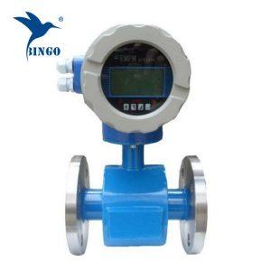 elektromanyetik akış metre led ekran kullanılan kanalizasyon arıtma su