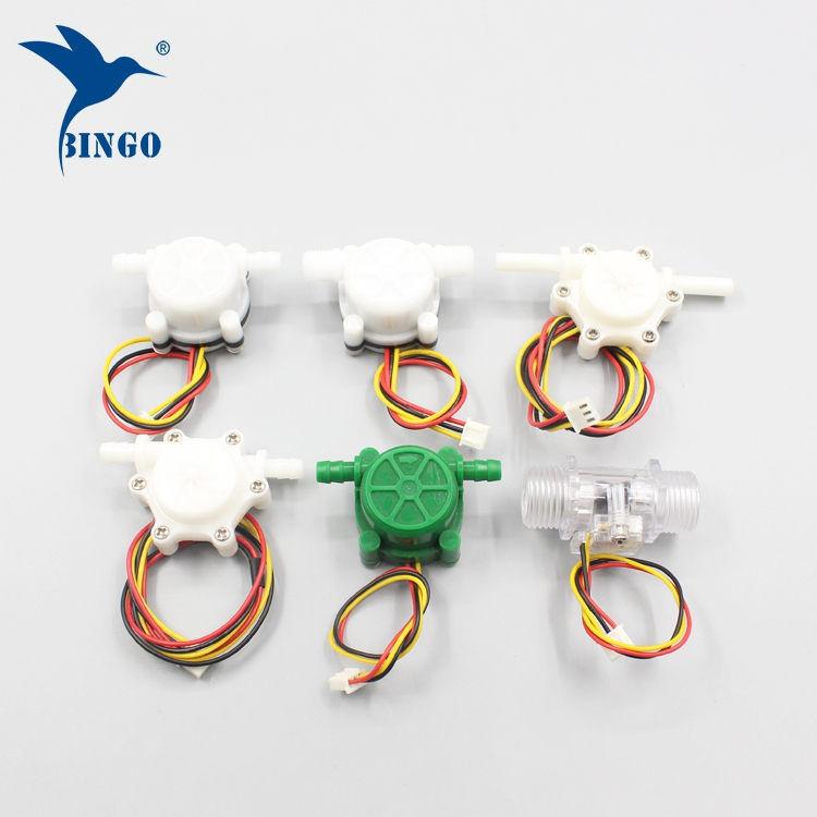 Su ısıtıcı için tam boy su akış sensörü