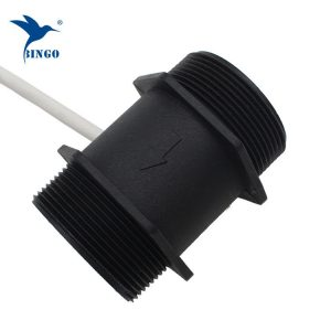 Toptan dn50 g2 oranı 200l min plastik pom salonu etkisi manyetik su akış sensörü
