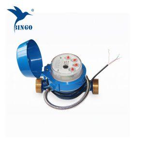 galon su sayacı dürtü (1/2 ″ 1 ″, 0.1 galon / darbe, 1 galon / darbe)