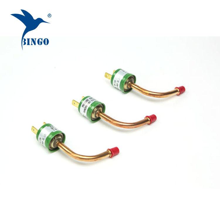 Isı Pompası Basınç Şalteri / Kontrol