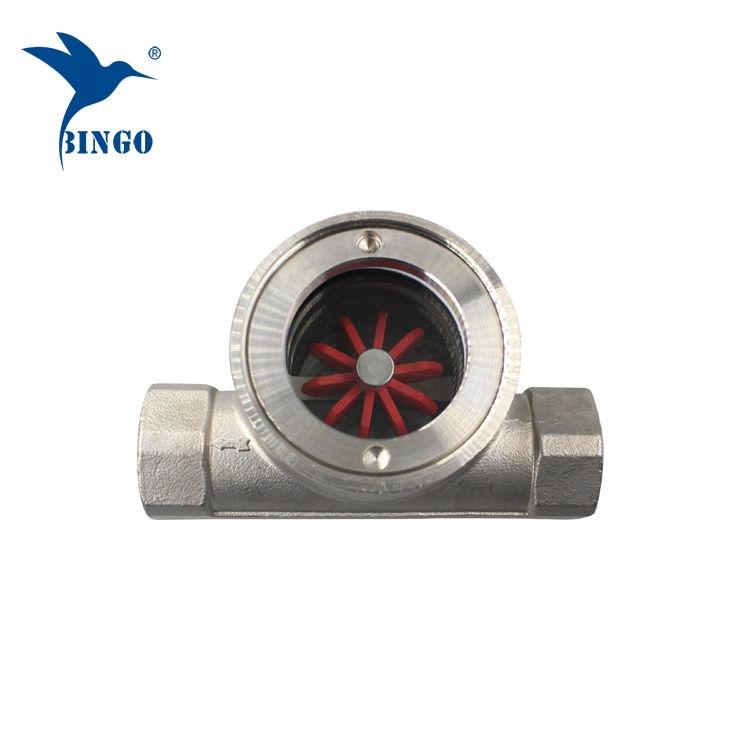 Yüksek Sıcaklık Su Akış Ölçer Sensörü