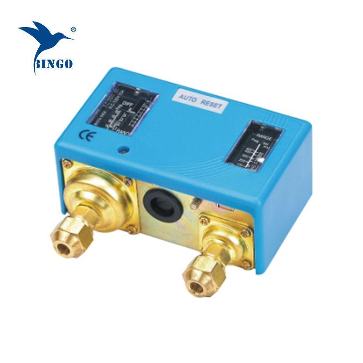 Soğutma için Basınç Kontrolörü Basınç Anahtarı