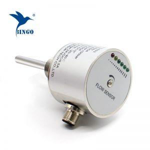 Verici yüksek güvenilirlik su akış sensörü termal dağılımı akış anahtarı fiyat