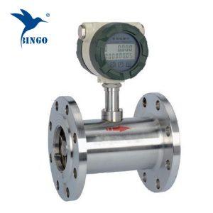 paslanmaz çelik türbin yakıt tüketimi debimetre / dizel yakıt debimetre