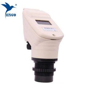 Yakıt izleme için ultrasonik dijital sinyal dizel akaryakıt su deposu seviye ölçer