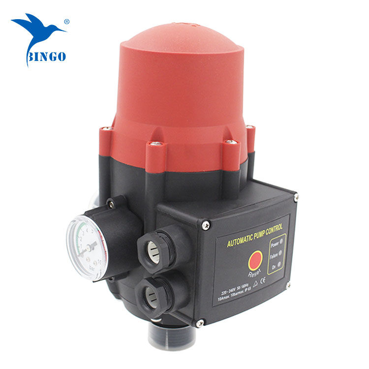 su pompası için otomatik basınç kontrol anahtarı