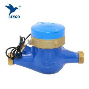 Pirinç gövdesi Darbe Su debimetre nabız sensörü (1)
