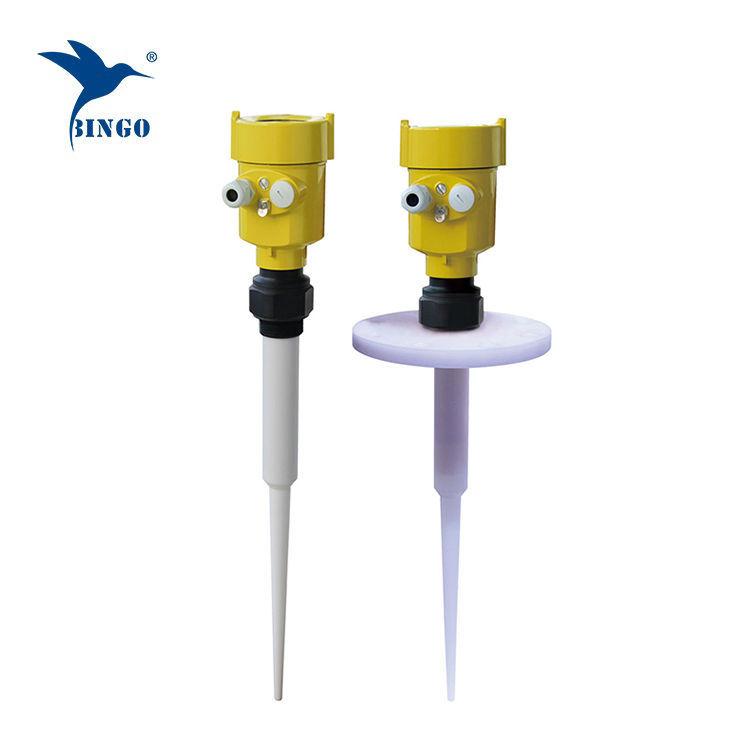 Aşındırıcı sıvı 6 GHz radar seviye vericisi