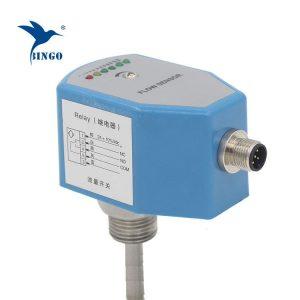 Yeni ürün 1/2 ″ termal akış sensörü elektronik akış sensörü / su, yağ ve hava için anahtar
