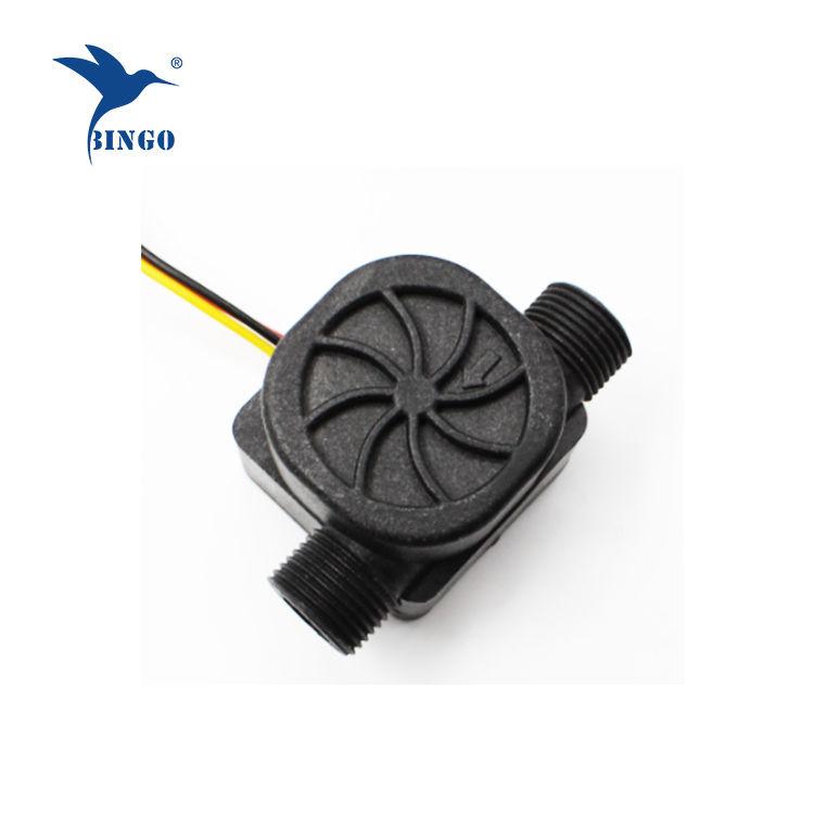darbe DN15 su akış sensörü