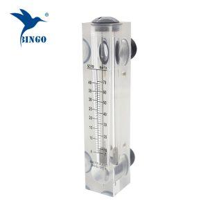 Ucuz su akış ölçer paneli debimetreler / sıvı akış ölçer ro sistemi / hava debimetre